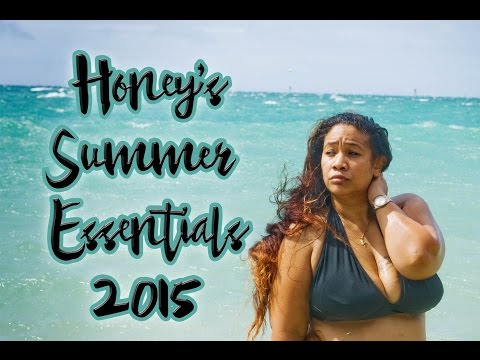 Top Summer Essentials 2015 | Lifestyle, Beauty, Fashion & Food