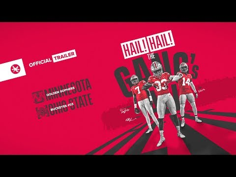 2018 Ohio State Football: Minnesota Trailer