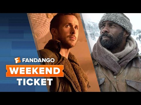 Now In Theaters: Blade Runner 2049, The Mountain Between Us, My Little Pony - Weekend Ticket