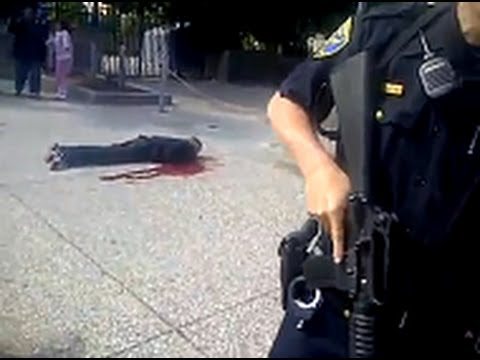 4409 -- LAPD chase man EXECUTE him Claim Self Defense