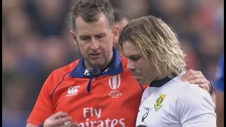 Referee Grand Master - Nigel Owens [France vs South Africa '18]