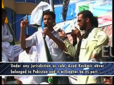 Freedom movement intensifies in 'Azad Kashmir'