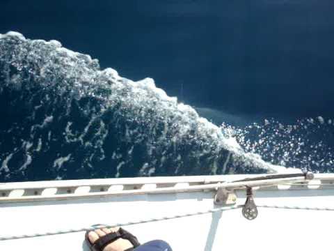 Sailing Turkey Verlassen Bosborun