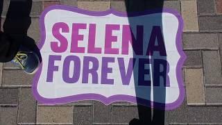 Selena Quintanilla, FIESTA DE LA FLOR