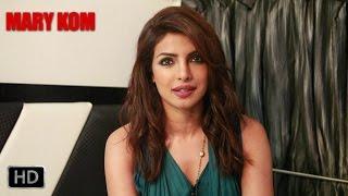Priyanka Chopra invites you to stay updated with Mary Kom Movie!