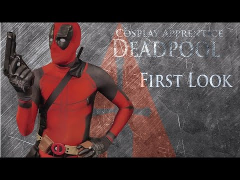 How To Make Deadpool Costume - First Look