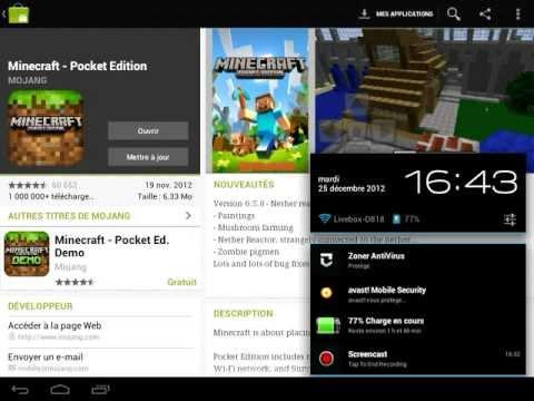 comment cracker minecraft Pocket édition