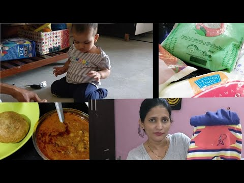 Indian Mom Sunday Routine Vlog/Egg Biryani Recipe