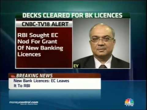 Election Commission okays RBI to announce new bank licences -  Part 2
