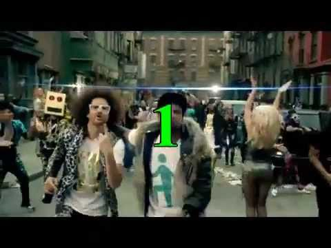 top 10 musica  dance y electro 2011 Music Videos