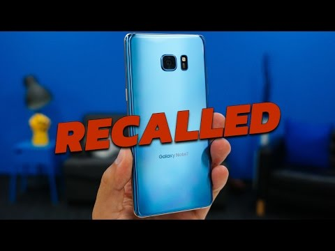 Note 7 Recall: What You Need To Know (TB News)