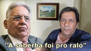 Bolsonaro Presidente e a empáfia de FHC no ralo do esquecimento.