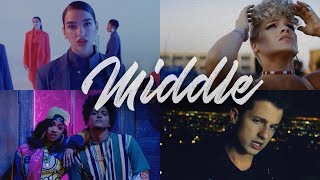 Download Lagu The Middle (The Megamix) - New Music 2018 - AGrande · JBieber & More - (T10MO) Gratis STAFABAND