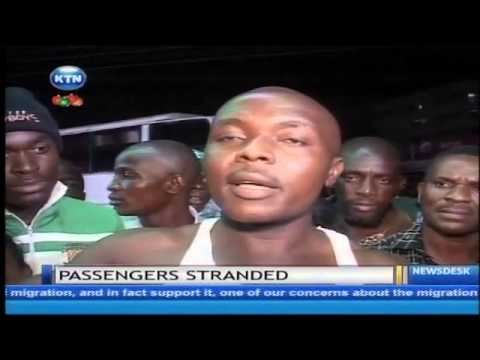 Passengers stranded following PSV night travel ban