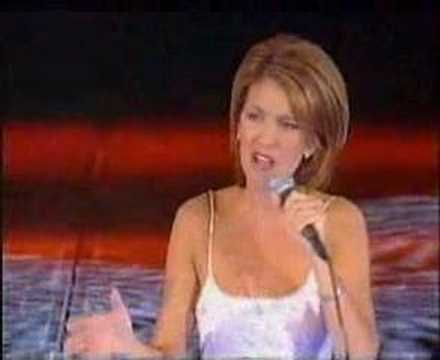 Michael Jackson Watching Celine Dion Perform