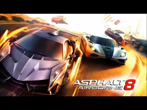 Asphalt 8: Airborne - App Review & Gameplay