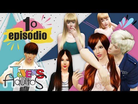 HD | Jovens Adultos | 1º Episódio | The Sims 3