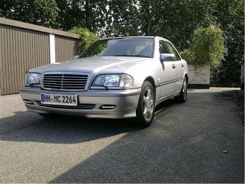 Mercedes-Benz C220 CDI w202 Part 2