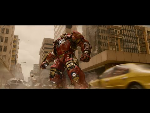 Marvel's Avengers: Age of Ultron - Trailer Ufficiale Italiano | HD