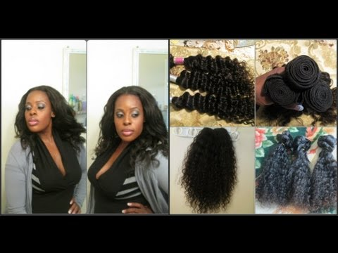 New Star Brazilian Curly/Final Thoughts/3Wks Update/Wash/Straight/Curl Pattern