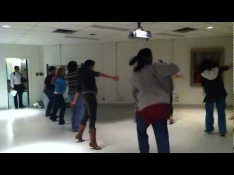 Ringa Ringa (dinka Chika) Dance At Happy Feet mcgill University.mov video