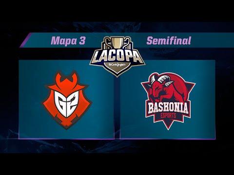 G2 VODAFONE  vs BASKONIA - LA COPA DE LA LIGA - Semifinal - Mapa 3 - Bo3