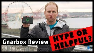 Gnarbox Review - Hype or Helpful for Backup on the Go + Editing?