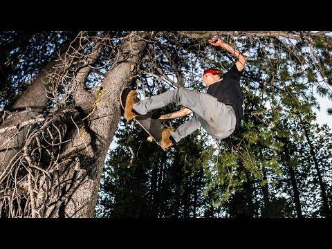 Through the Woods: Metro Skateboarding - Woodward Tahoe