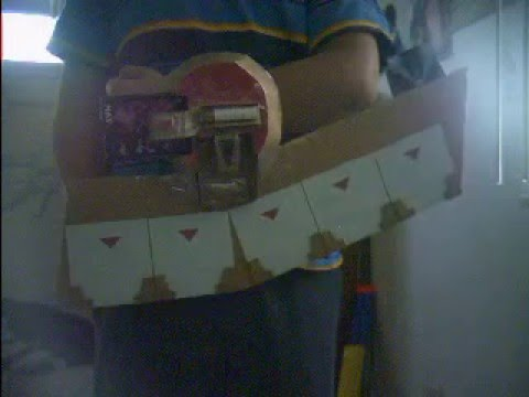 Yugioh Cardboard Duel Disk How To Save Money And Do It
