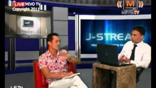 J-Stream - Erwin Parengkuan - Talk Show - Mivo.TV
