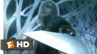 Final Fantasy VII (2006) - Forgotten Forest Fight Scene (3/10) | Movieclips