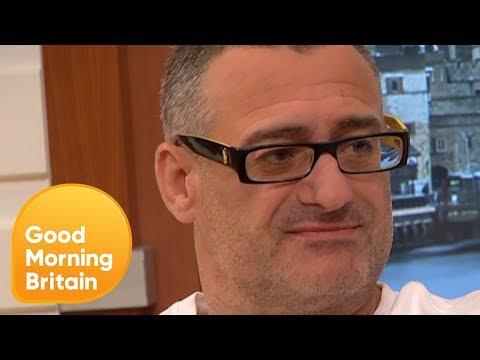 London Bridge Hero Describes Fighting Off Three Knife-Wielding Terrorists | Good Morning Britain