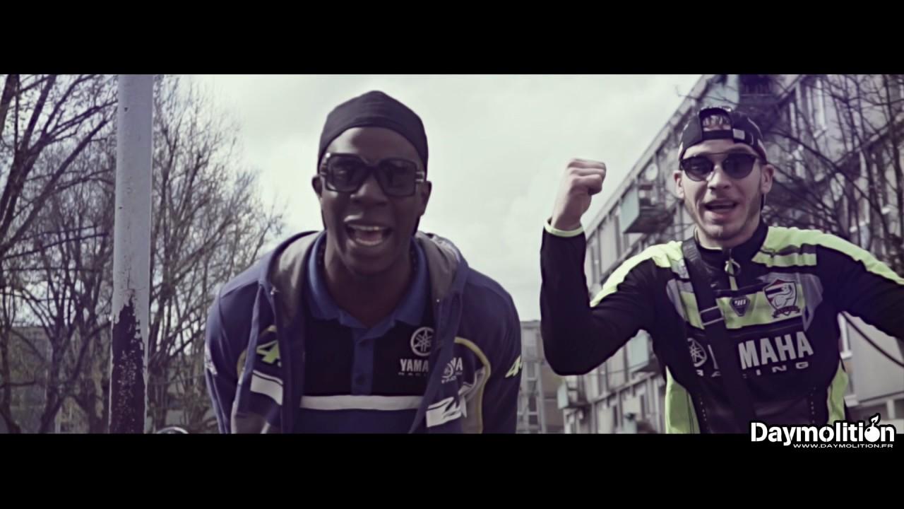 "KLR Feat. Hamé "" Yamaha 2 "" - Daymolition"