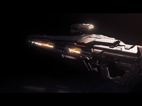 Halo 4: Promethean Weapons Trailer