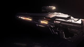 Halo 4: Promethean Weapons Trailer