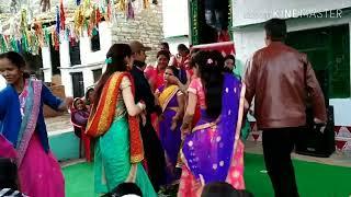Kumauni marriage (महिला संगीत)🔥🔥🔥