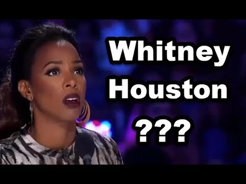 WHITNEY HOUSTON Is NOT DEAD! WHITNEY HOUSTON VOICE, WHITNEY HOUSTON X FACTOR & GOT TALENT WORLDWIDE