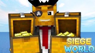 Siege World: TREASURE HUNT (Season 1 - Episode 5)