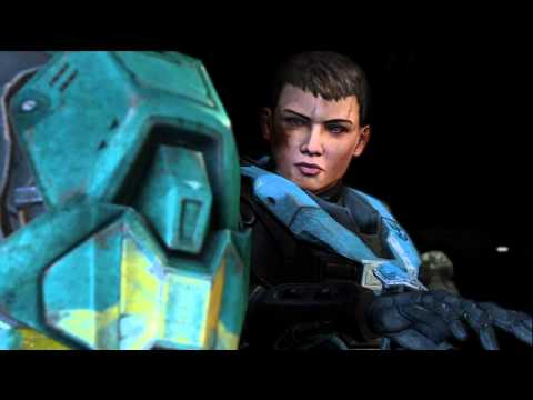 "Let's Play: Halo: Reach Part 1 ""Noble Actual"""
