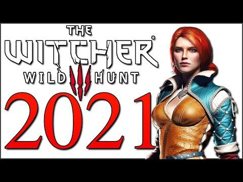 Du musst 2021 The WITCHER 3 spielen