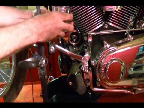 How To Change Harley Davidson Engine Oil Filter San