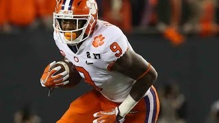 "Wayne Gallman Career Highlights """"Made For It"""""