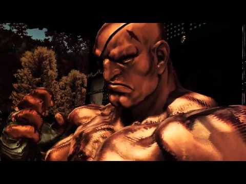Street Fighter X Tekken - E3 2011 Trailer