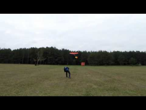 F3K glider aerobatics