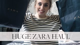 BIG Zara Haul | Emma Sales