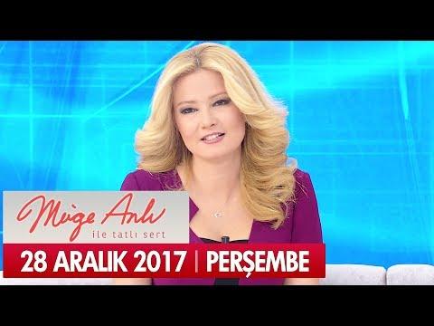 Müge Anlı ile Tatlı Sert 28 Aralık 2017 - Tek Parça