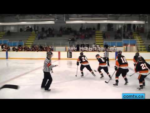 comtv.ca -SPORTS: Medicine Hat Midget Tigers vs SSAC BP Athletics  (October 8, 2011) part 2of2