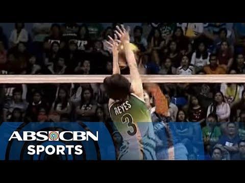 UAAP 77: Women's Volleyball DLSU vs AdU Game Highlights