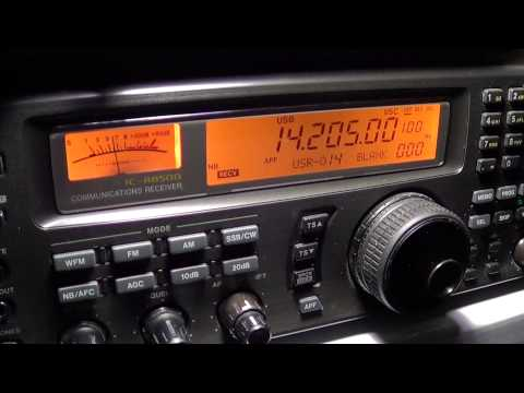 4M5M Venezula radio club on 20 meters