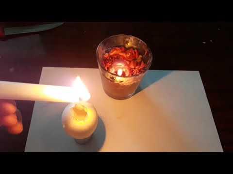 Ритуал на удачу и успех в доме.